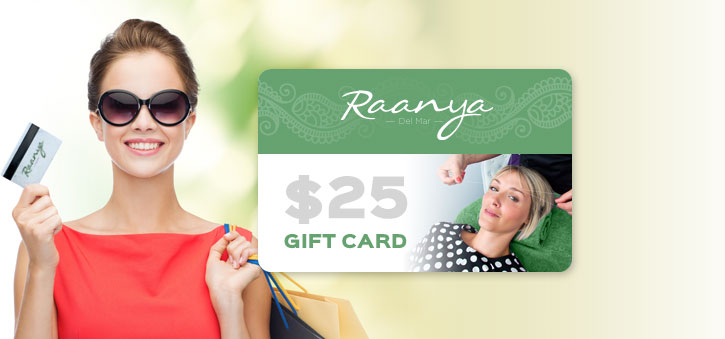Raanya Discount card